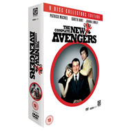 Produktbilde for The New Avengers: The Complete Collection (UK-import) (DVD)
