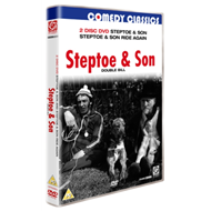 Steptoe And Son/Steptoe And Son Ride Again (UK-import) (DVD)