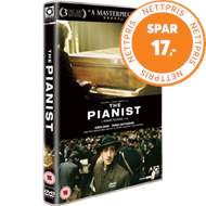 Produktbilde for The Pianist (UK-import) (DVD)
