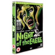 Night Of The Eagle (UK-import) (DVD)