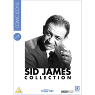 Produktbilde for Sid James Collection: Comic Icons (UK-import) (DVD)