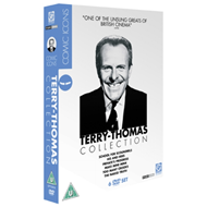 Terry-Thomas Collection: Comic Icons (UK-import) (DVD)