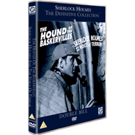 Sherlock Holmes: The Hound Of The Baskervilles/Voice Of Terror (UK-import) (DVD)