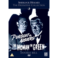Sherlock Holmes: Pursuit To Algiers/The Woman In Green (UK-import) (DVD)