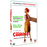 Produktbilde for What's Cooking? (UK-import) (DVD)