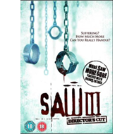 Produktbilde for Saw III: Director's Cut (UK-import) (DVD)