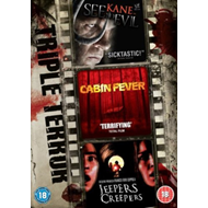 Produktbilde for See No Evil/Jeepers Creepers/Cabin Fever (UK-import) (DVD)