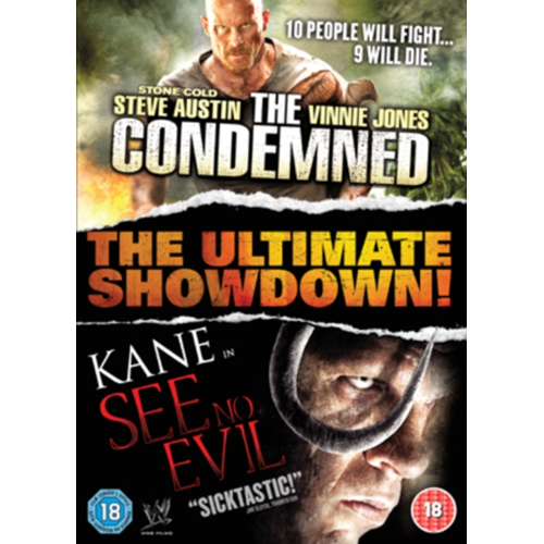 The Condemned/See No Evil (UK-import) (DVD)