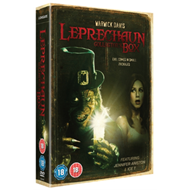 Leprechaun 1-5 (UK-import) (DVD)