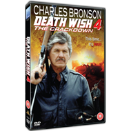 Death Wish 4 - The Crackdown (UK-import) (DVD)