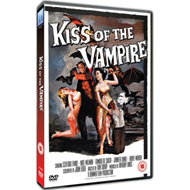 Kiss Of The Vampire (UK-import) (DVD)
