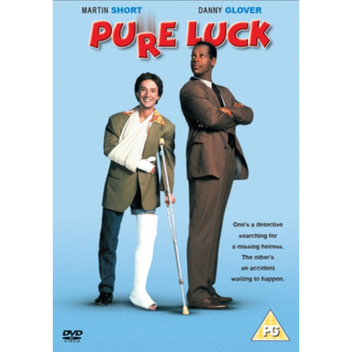 Pure Luck (UK-import) (DVD)