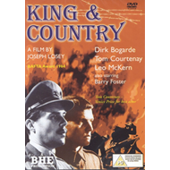 Produktbilde for King And Country (UK-import) (DVD)