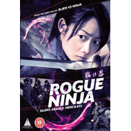 Rogue Ninja (UK-import) (DVD)
