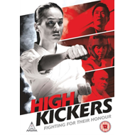 Produktbilde for High Kickers (UK-import) (DVD)