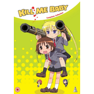 Produktbilde for Kill Me Baby: Collection (UK-import) (DVD)