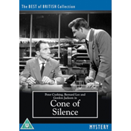 Cone Of Silence (UK-import) (DVD)