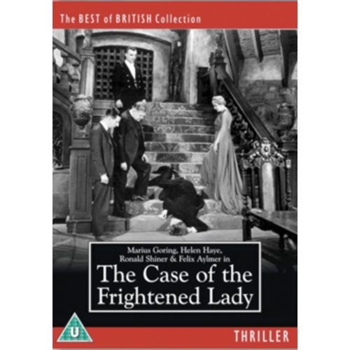 The Case Of The Frightened Lady (UK-import) (DVD)