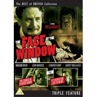 Face At The Window/The Crimes Of Stephen Hawke/It's Never... (UK-import) (DVD)