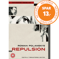 Repulsion (UK-import) (DVD)