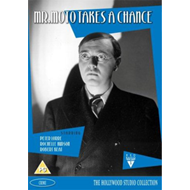 Mr. Moto Takes A Chance (UK-import) (DVD)