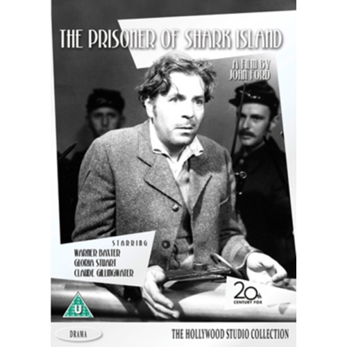 The Prisoner Of Shark Island (UK-import) (DVD)