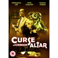 Curse Of The Crimson Altar (UK-import) (DVD)