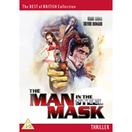 Man In The Steel Mask (UK-import) (DVD)