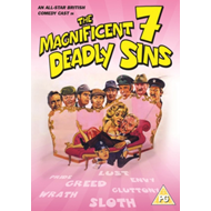 Magnificent Seven Deadly Sins (UK-import) (DVD)