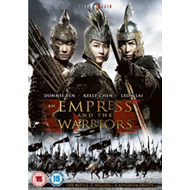 Empress And The Warriors (UK-import) (DVD)