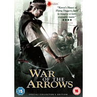 War Of The Arrows (UK-import) (DVD)