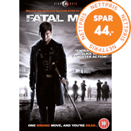 Produktbilde for Fatal Move (UK-import) (DVD)