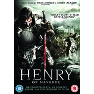 Henry Of Navarre (UK-import) (DVD)