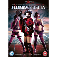 Robo Geisha (UK-import) (DVD)