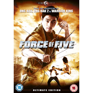Produktbilde for Force Of Five (UK-import) (DVD)