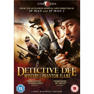 Produktbilde for Detective Dee And The Mystery Of The Phantom Flame (UK-import) (DVD)