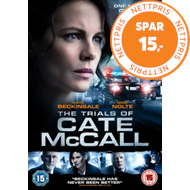 Produktbilde for The Trials Of Cate Mccall (UK-import) (DVD)