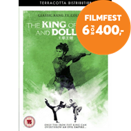 Produktbilde for The King Of Fists And Dollars (UK-import) (DVD)