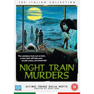 Produktbilde for Night Train Murders (UK-import) (DVD)