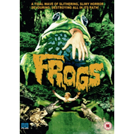 Frogs (UK-import) (DVD)