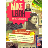 Produktbilde for Mike Leigh Feature Film Collection (UK-import) (DVD)