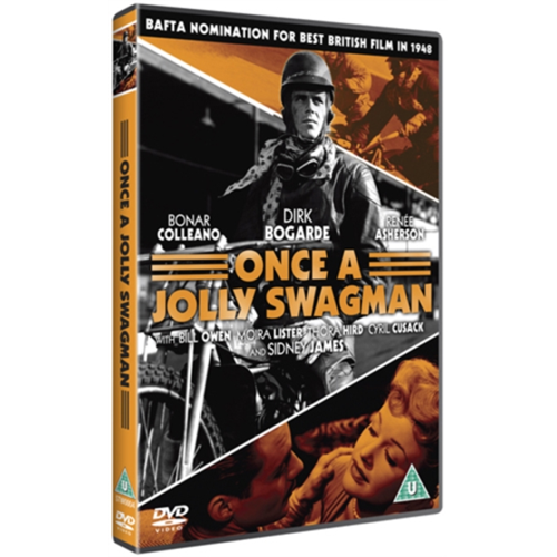 Once A Jolly Swagman (UK-import) (DVD)