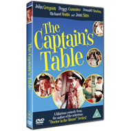 Produktbilde for The Captain's Table (UK-import) (DVD)