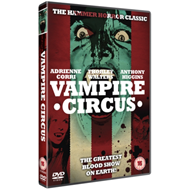 Vampire Circus (UK-import) (DVD)