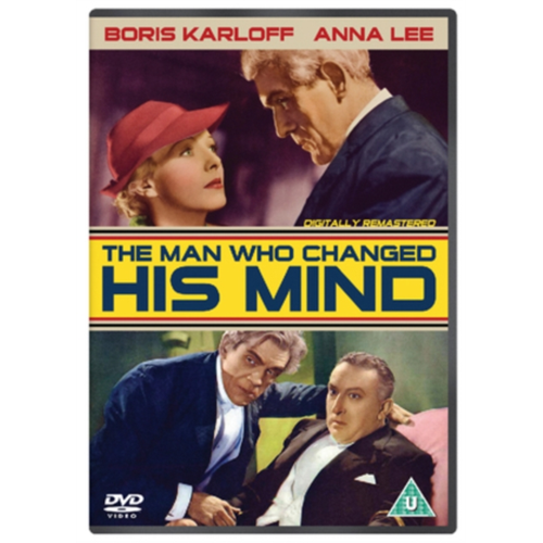 The Man Who Changed His Mind (UK-import) (DVD)