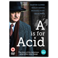 A Is For Acid (UK-import) (DVD)