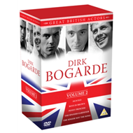 Great British Actors: Dirk Bogarde - Volume II (UK-import) (DVD)
