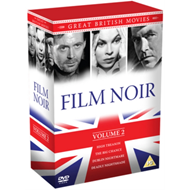 Produktbilde for Great British Movies: Film Noir - Volume 2 (UK-import) (DVD)