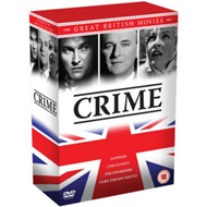 Produktbilde for Great British Movies: Crime (UK-import) (DVD)