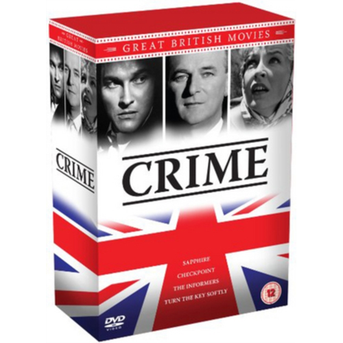 Great British Movies Crime Uk Import Dvd